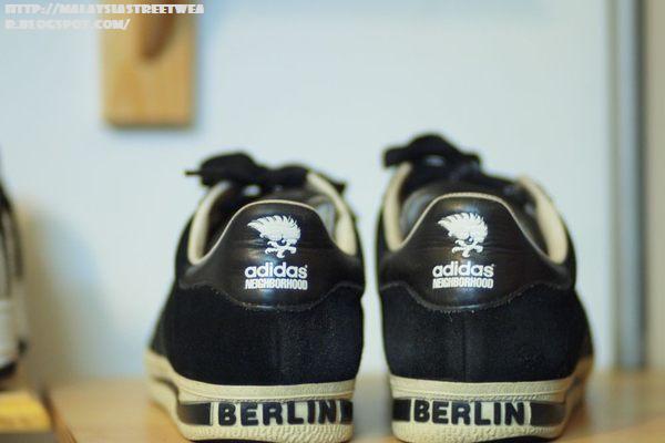 adidas x neighborhood gazelle